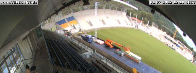 Webcam-Livebild Aktualisierung alle 3 Minuten